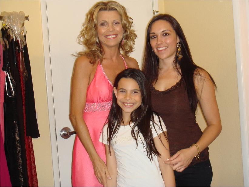 vanna white daughter - photo #15