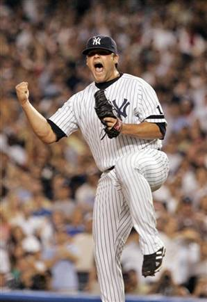 Joba Chamberlain, Pitcher, New York Yankees