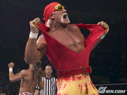 Hulk Hogan er en levende legende… thumbnail