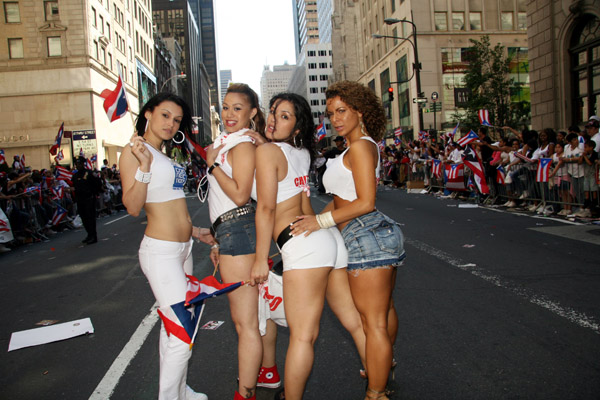 Puerto rico girls