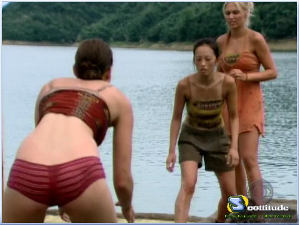 Survivor Nudity: Amanda Kimmel Boobs, Amanda Kimmel