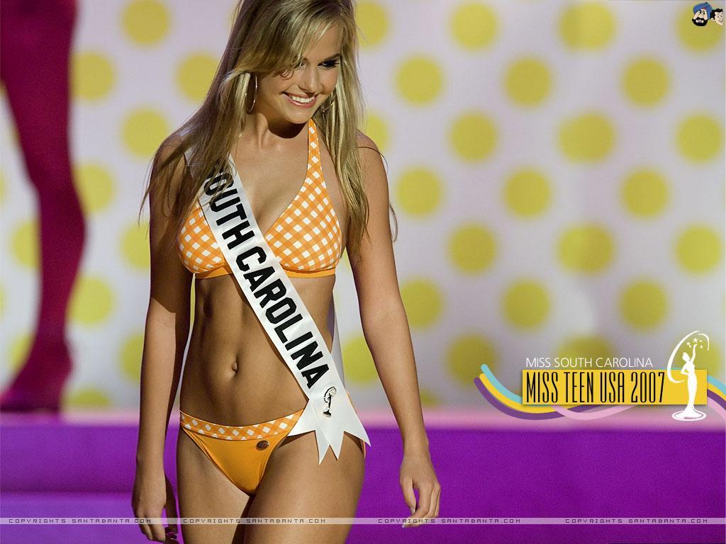 Miss Teen USA Busty