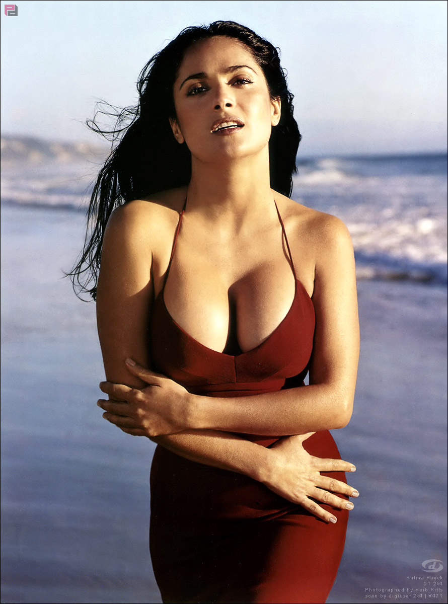 Salma hayek fake anal agree