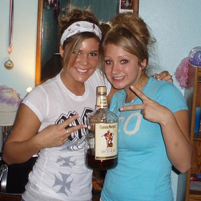 Drunk Party Girl Creampie