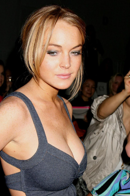 You lindsy lohan breasts variant good